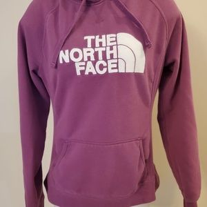 The North Face Pink Hoodie Medium